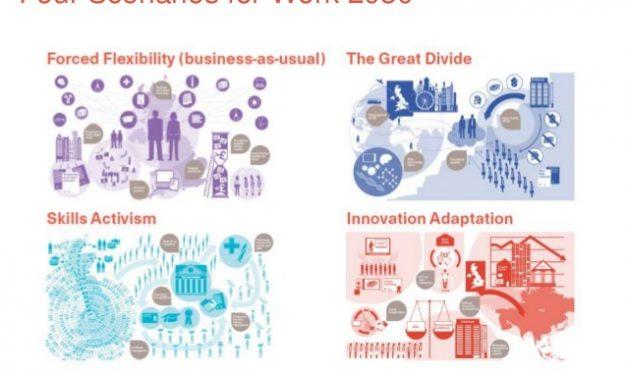 DELO 2030: KONFLIKT PREBIVALSTVA, AVTOMATIZACIJE IN NEENAKOSTI