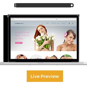 Beauty Salon Demo